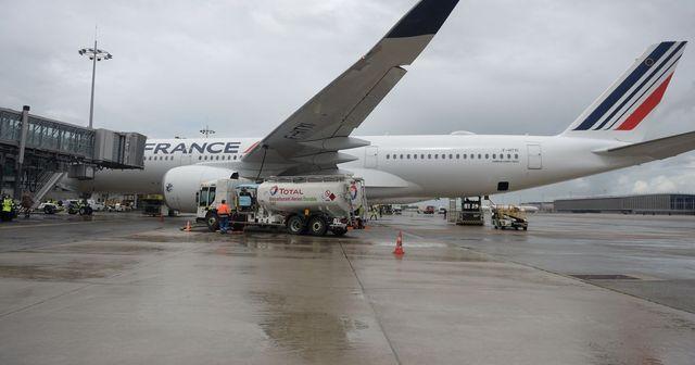 Air France fait voler son premier avion à l'huile de cuisson featured image