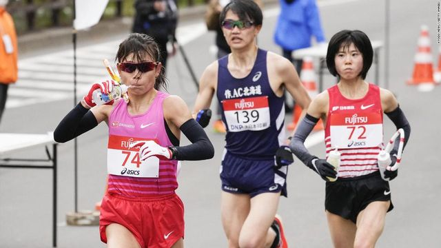 Climate change could push temperatures at the Tokyo Olympics to the 'danger-zone' for athletes featured image