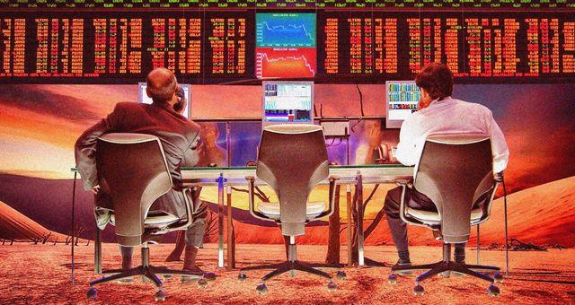 Il ruolo del sistema finanziario nella transizione ecologica featured image