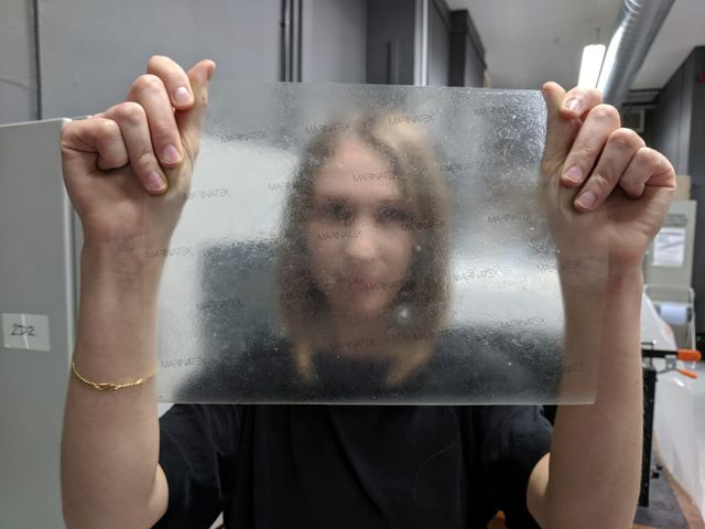 This university student created a plastic alternative out of fish waste featured image