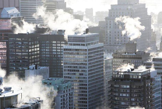 Salir a la calle un día con un pico de contaminación es como fumarse ese día cinco cigarrillos featured image