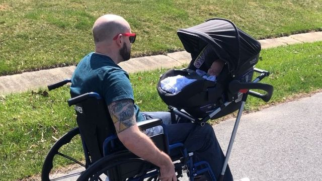 Students Develop Car Seat Adaptor for Wheelchair featured image