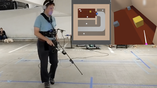 Virtual Reality for the Blind featured image