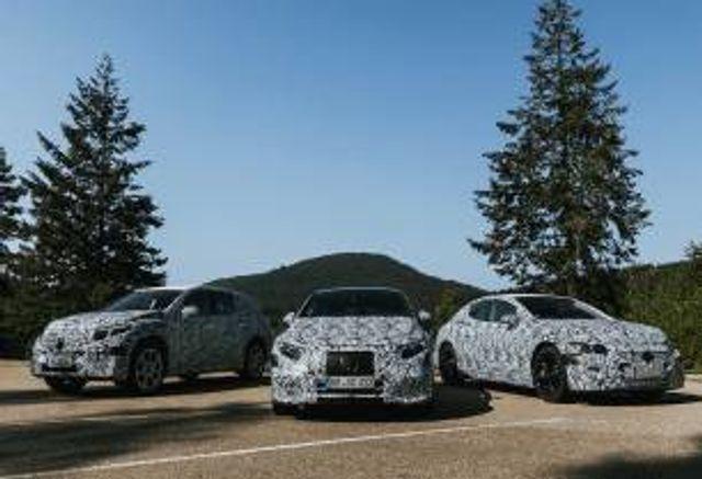 Mercedes-Benz promete movilidad eléctrica en 2030 featured image