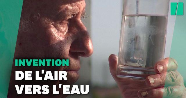 Transformer l'air en eau potable? Le défi réussi de cet Espagnol de 82 ans featured image