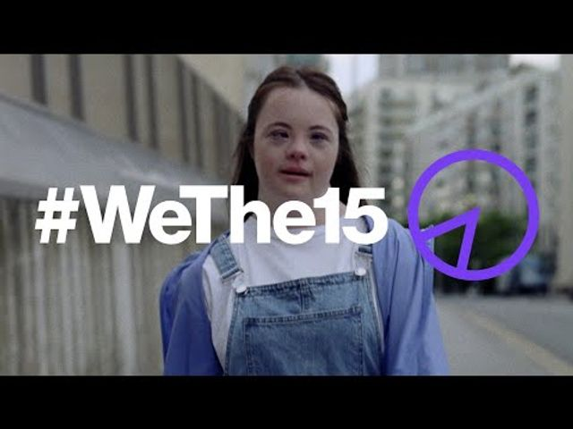 #WeThe15 Global Movement for Disability Visibility, Inclusion and Accessibility featured image