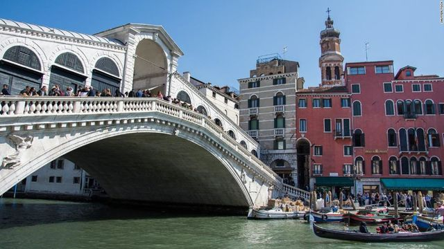 Venice Plans Accessible Route for All featured image