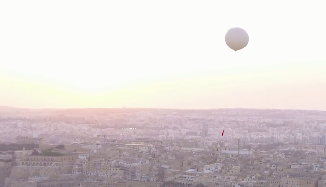 Students release balloon into stratosphere over Maltese Islands to analyse air quality featured image