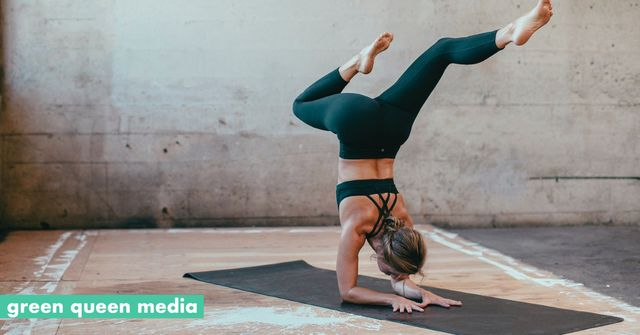 Lululemon Leggings Could Soon Be Made With Plant-Based Bio-Nylon featured image