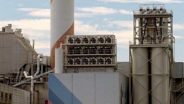 Islanda, al via il più grande impianto al mondo per la cattura di CO2 dall'aria featured image