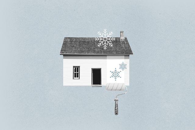 Pintura ultrablanca para pintar casas… y enfriarlas featured image