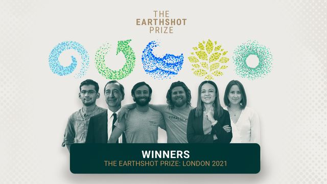FIRST-EVER WINNERS OF PRINCE WILLIAM'S EARTHSHOT PRIZE ANNOUNCED featured image