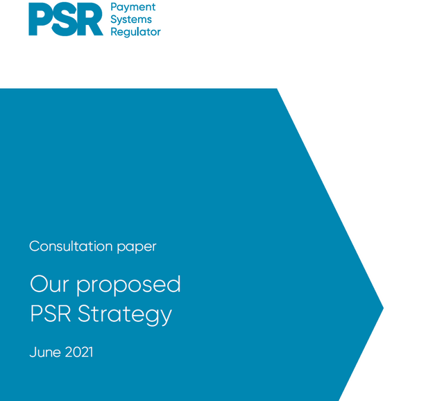 A new payments strategy consultation - and it's on YouTube! featured image