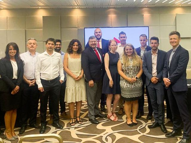 Ince appointed to Gibraltar Funds & Investments Association's executive committee featured image