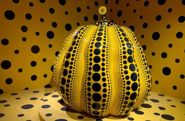Art collector jailed for Yayoi Kusama pumpkin fraud featured image