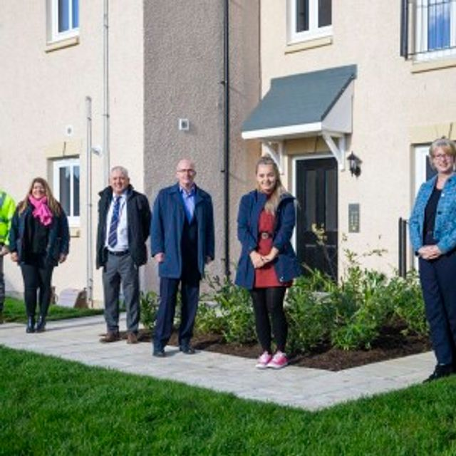 30 new affordable homes for Midlothian featured image