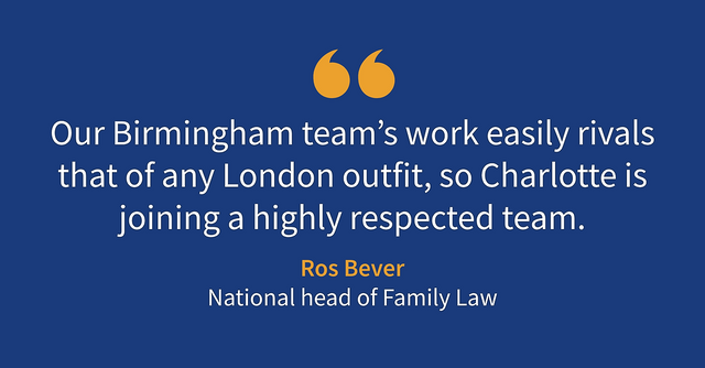 New Associate For Top Birmingham Family Law Team featured image