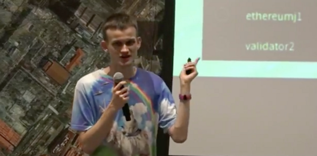 Casper is Pretty Close, Sharding Number One Priority Says Vitalik Buterin featured image