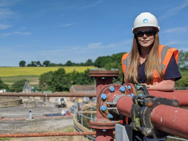 Great work by Thames Water on encouraging more females into roles! featured image