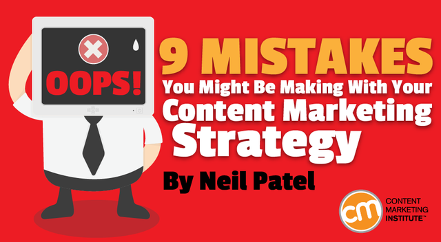 Are you making these 9 content marketing mistakes featured image