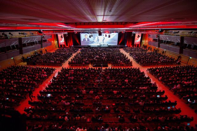 Explore the future of digital technology at Fujitsu Forum 2018 in Munich featured image