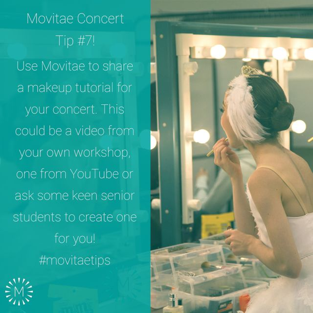 Concert Time - Tip #7 featured image