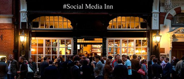 Theo's view of #social... and we don't mean a pint down the pub... featured image