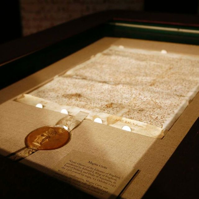 The Magna Carta - icon of liberty or just a document to set tax limits? featured image