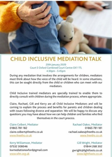 Child Inclusive Mediation featured image