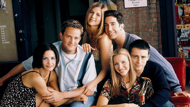 B2B Influence - what we can learn from TV show 'Friends' featured image