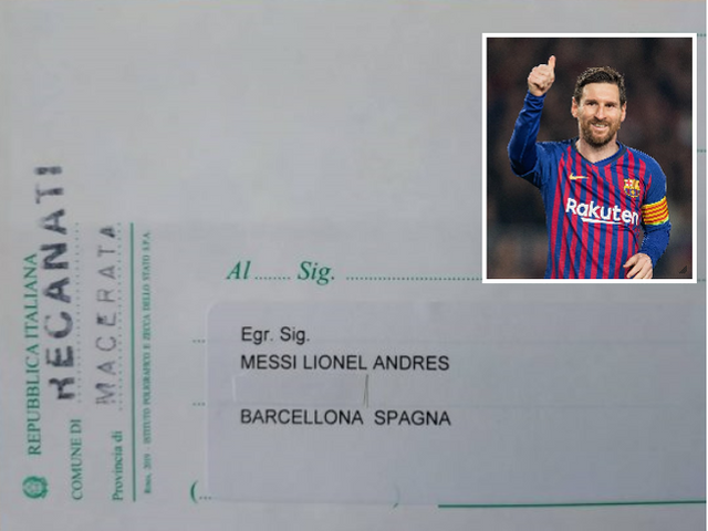 Is Messi's first step to get new Italian tax incentives? featured image
