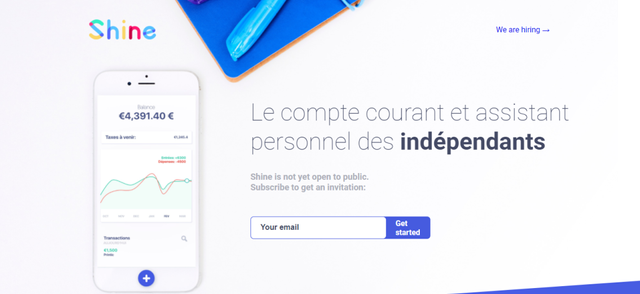 French fintech startup Shine completes a €2.8 million financing round featured image