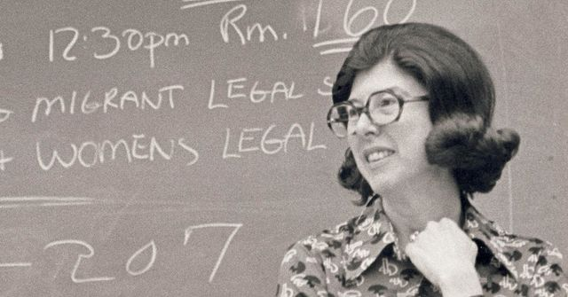 Co-author of California's No-Fault divorce,  Herma Hill Kay, dies at 82 featured image