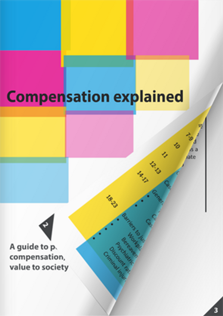 A guide to personal injury compensation, its purpose, and its value to society featured image