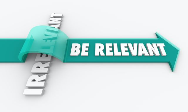 Be Relevant, not corporate featured image