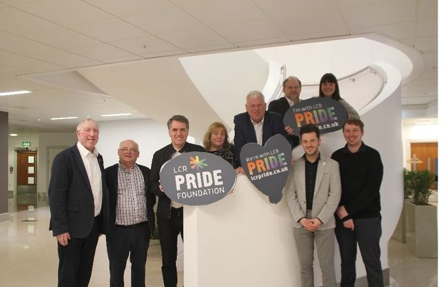 Liverpool Announces Bid to Host 2026 Gay Games featured image