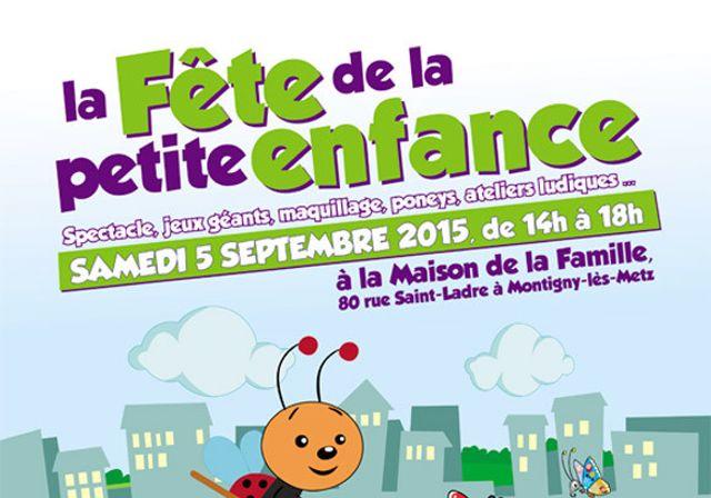 Fête de la petite enfance à Montigny-les-Metz featured image