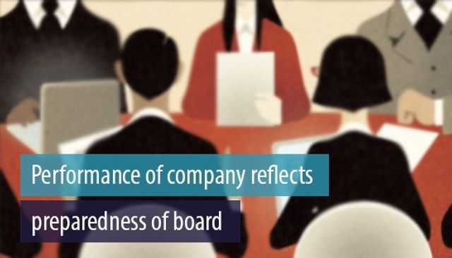 McKinsey insight on impact of a well convened Board featured image