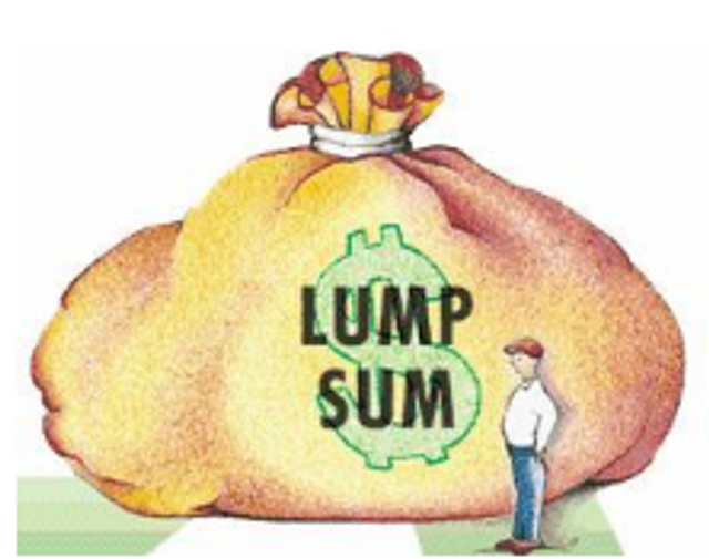 Considering lump sums - a Canadian perspective featured image