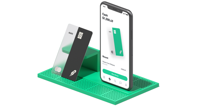 Robinhood revives checking with new debit card & 2% interest featured image