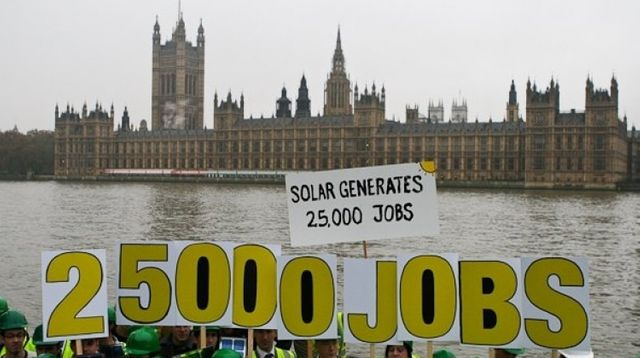 Post-Brexit Britain must take advantage of global green economy, says trade union featured image