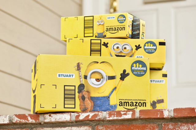 Minions have taken over shipping boxes featured image