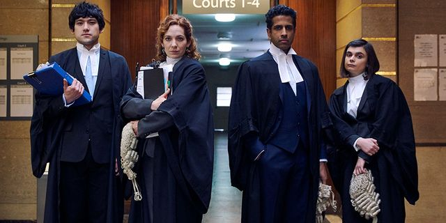 Defending the Guilty Ep.1 Review (BBC) featured image