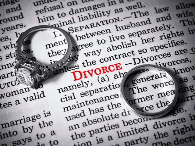 A Divorce Petiton - the gift of Christmas future? featured image