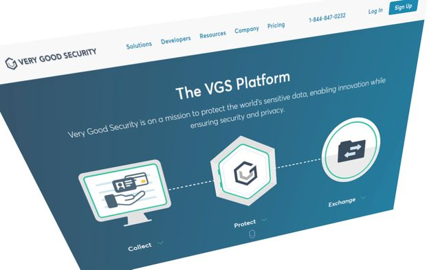 Very Good Security raises $35 million to protect companies' private customer data featured image