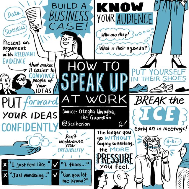 How to speak up at work - during virtual meetings featured image