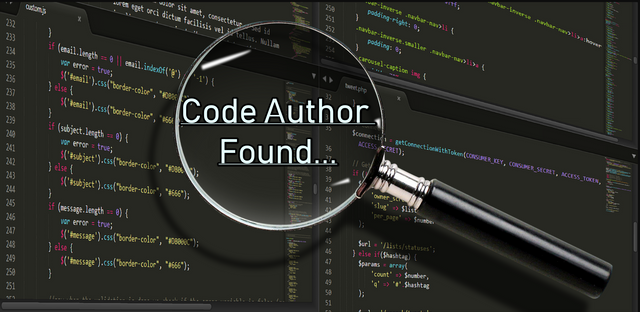 Machine Learning Could Help Identify Author of an Anonymous Code featured image