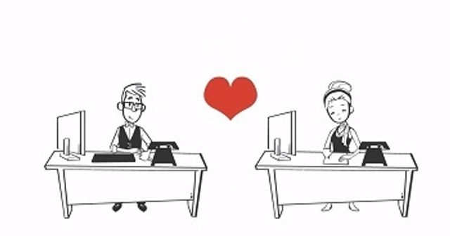 Is It An Office Romance Or An Epic Scandal? featured image