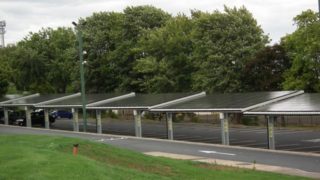 Local governments seeing the light with solar carports featured image