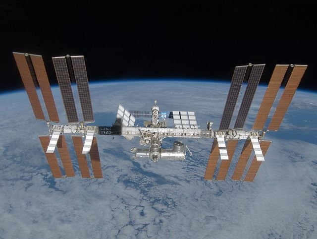 Patents filed for space station research featured image